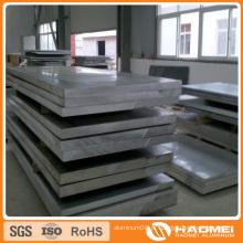 Folha de alumínio liso de alumínio fino de 6082 T6 Mill