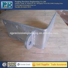 CNC mecanizado doblado y soldadura placa Q235