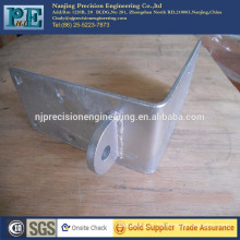 CNC machining bending and welding Q235 plate