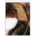 DIYs From 1 Yd of Faux Fur : Fur Coat, Clutch, Stole, Fox Tail, Hair Ties | DIY | Nava Rose