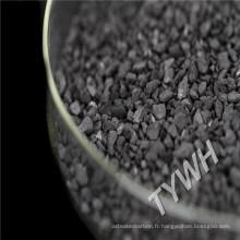 Charbon actif à base de charbon avec prix d'usine en Inde