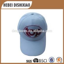 Boné de beisebol de alta qualidade boné de beisebol 6 camionista chapéu painel