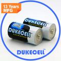 Mercury-Free Lr14 C Am2 1.5V Alkaline Battery