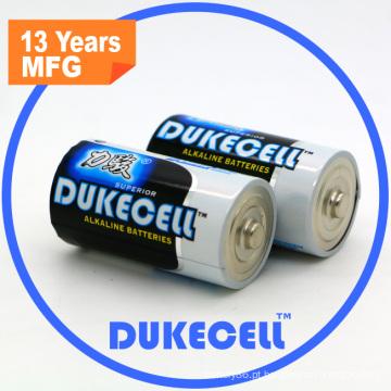 Bateria alcalina Lr14 C Am2 1.5V sem mercúrio