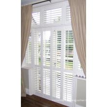 Indoor Decoration Wooden Window Shutter