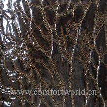 Embossed Pvc Sofa Leather