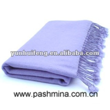 wool.pashmina blanket,throw
