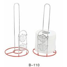 Europäisches Papiertuchrohr, kreativer Papierhalter, Toilettenpapierhalter, Papierrolle