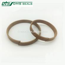 Anel de vedação de anel de desgaste de resina fenólica anel de vedação do limpador