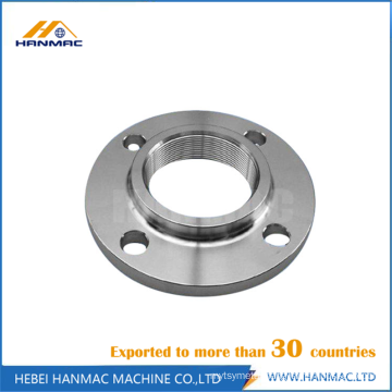 Aluminum socket weld flange pipe fittings