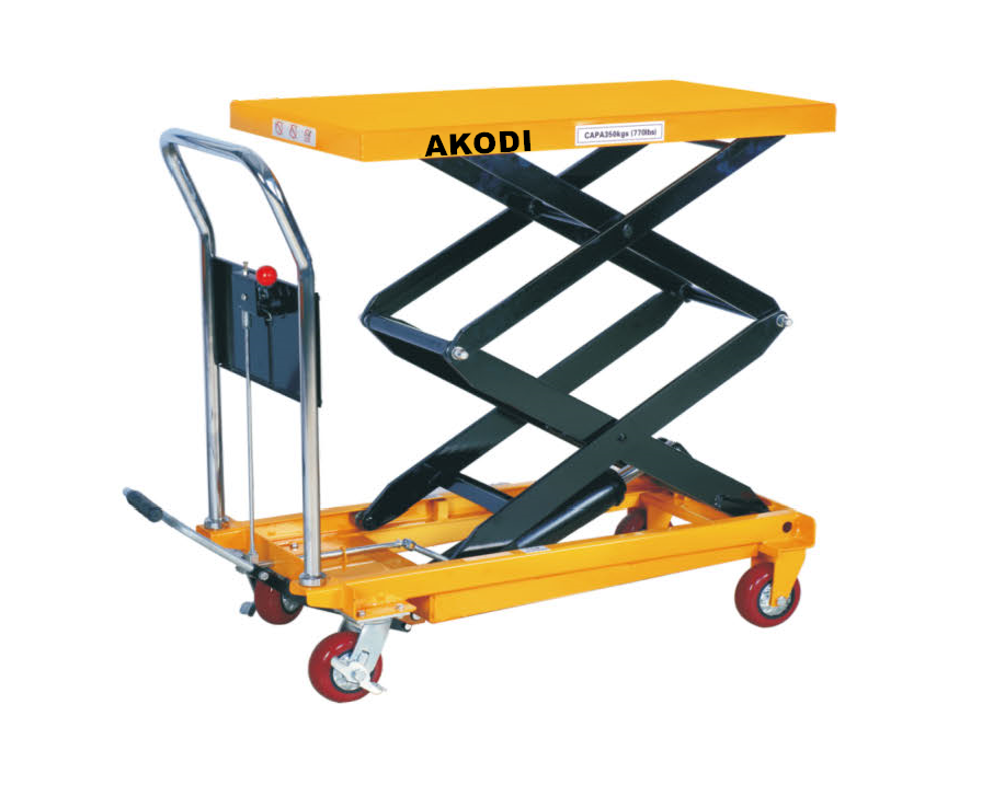 Scissor Lift Trolley