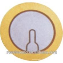 31mm оптовый фабрика дешевый пьезоэлектрический элемент