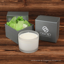 Drei Dochte Pure Soy Hot Selling Kerze mit exquisiten Box