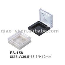 ES-158 quadratische Lidschattenkoffer