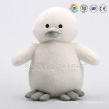 Wholesale promotional decoration plush penguin keychain
