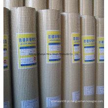 Rede de Arame Soldada de Aço Galvanizado com Revestimento de PVC
