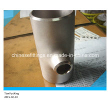 Stainless Steel Seamless Bw Buttweld Reducing Tee