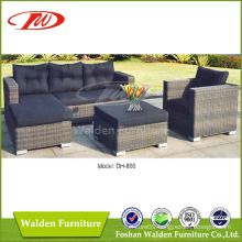 Round Rattan Outdoor Sofa Set (DH-866)