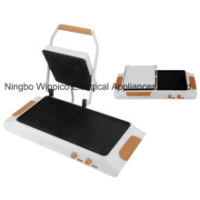 Multi Grill para Panini Grill, Grill Saúde, Sandwich Grill, Griddle