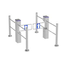 Auto Bi-Directional Access Control Pedestrian Swing Turnstile