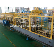 Passed CE and ISO YTSING-YD-0718 Galvanized Steel Gutter Roll Forming Machine