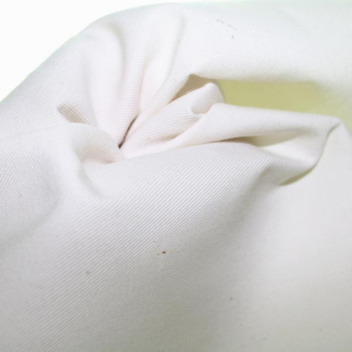 100% Cotton White Fabric 20x16