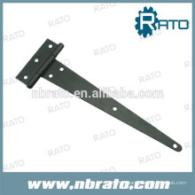 Dobradiças coloniais de metal RH-129 para porta de celeiro