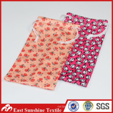 Heat Transfer Printing Microfiber Spectacles Bag/Glass/Sunglass/Eyeglass Bag With Drawstring