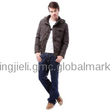 2013New jacket business casual short down jacket