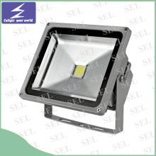 50W Красочный алюминиевый радиатор ласты светодиодный свет потока