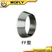 Anclaje de anillo de acero inoxidable