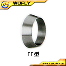 stainless steel front/back ferrule