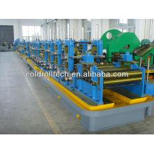 Tubo de acero soldado con autógena de alta frecuencia que hace la máquina, molino del tubo, molino de tubo