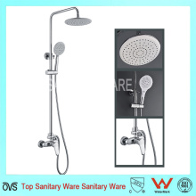 Luxury Bathroom Double Handle Brass High Quality Bath Shower