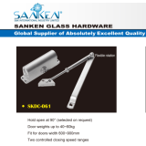High Quality Hardware Series Glass Door Closer