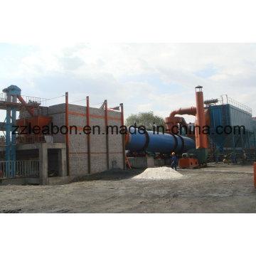 Large Capacity Coal Sludge Rotary Drum Dryer