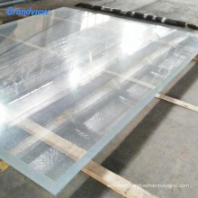 Factory direct big size 50mm thick acrylic sheet for acrylic swimming pool