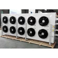 enfriador de aire evaporativo portátil en diez ventiladores