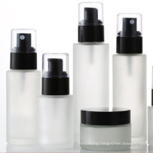 Frosted Glass Divided Bottles /Cosmetics Packaging Bottles /Pressing Bottles /Foundation Liquid Bottles /Emulsion Bottles