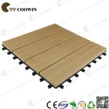 Placas de teto de madeira impermeável para banheiros removíveis