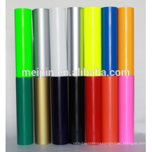 Dongguan reflective heat tranfer film/ vinyl for clothing