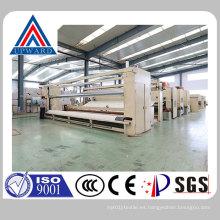 Línea de producción no tejida caliente de la línea del geotextil de la venta de China