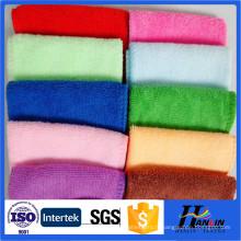 80% Polyester 20% Serviette de bain en polyamide Microfibre 280GSM