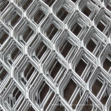low-carbon steel beautiful grid wire mesh