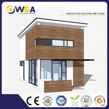 (WAD4002-45S) China Casa prefabricada de la estructura de acero ligero