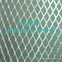 Malla expandida de titanio / Malla expandida de titanio para productos químicos / eléctricos / filtro