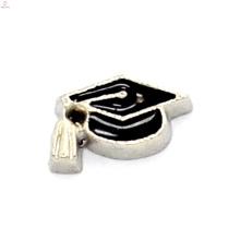 Сова выпускной крышка металл ювелирные изделия подвески