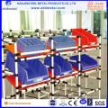 Hot Sale Plastic Coated Pipe Racks System Manufacturer From Nanjing