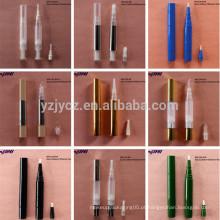 Personalizar 4ml luxo alumínio cosmético Pen embalagem