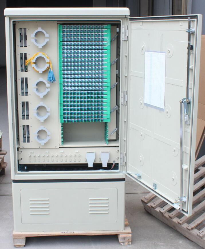 Fiber Distribution Outdoor Cabinet Box